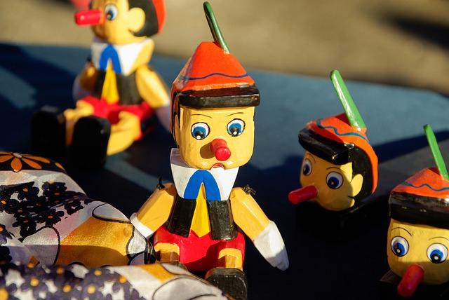 Fascynujący świat zabawek